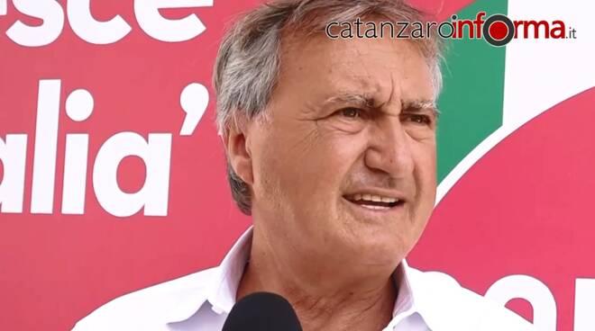 Luigi Brugnaro Coraggio Italia