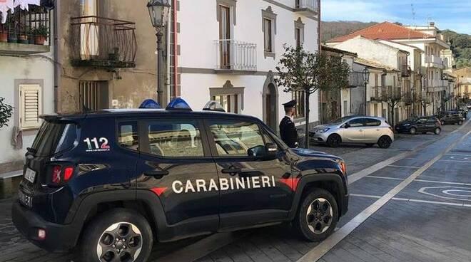 carabinieri pianopoli