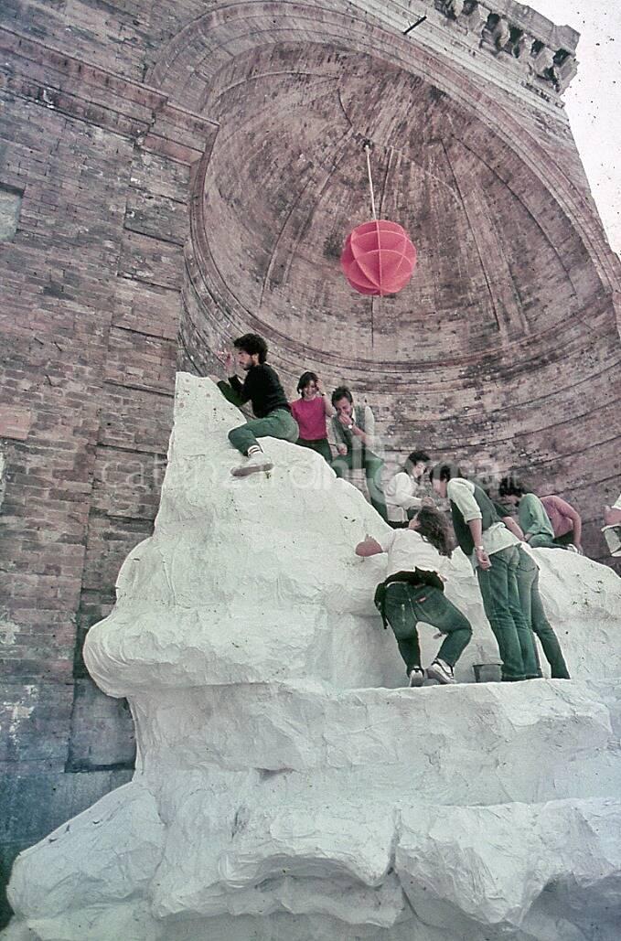 Carlo Paone racconta la manifestazione del 1983 per il Cavatore