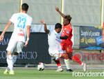 Catanzaro vs Catania Coppa Italia