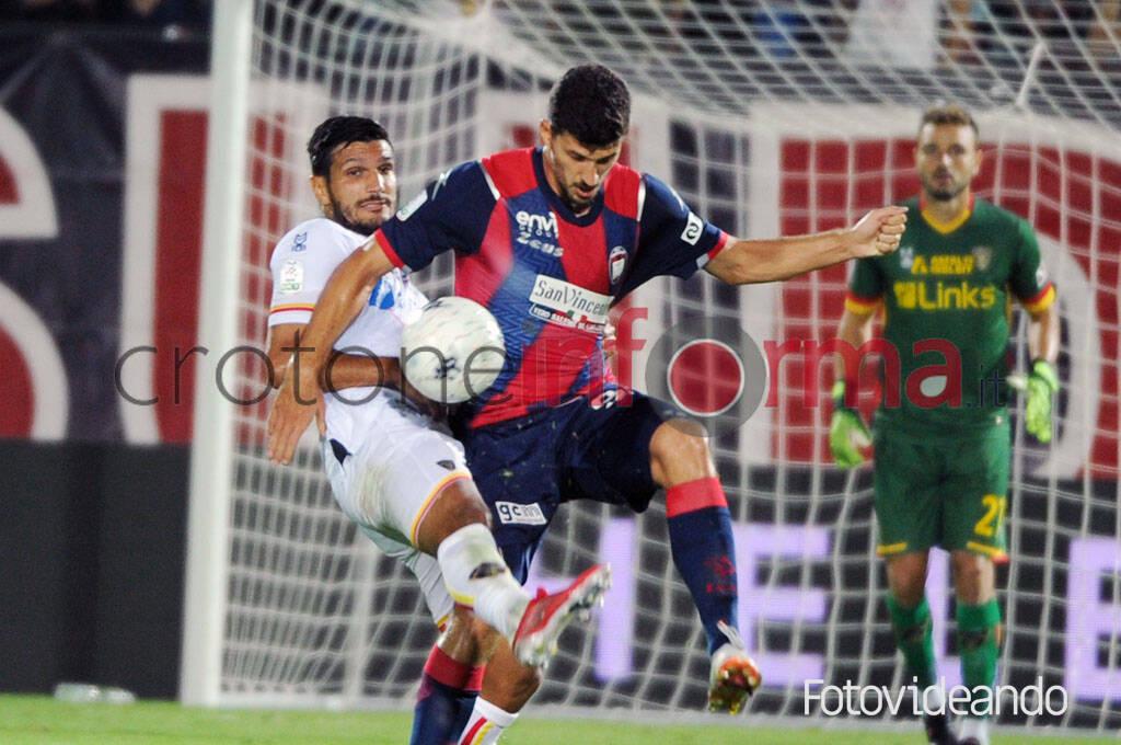 Crotone vs Lecce serie BKT
