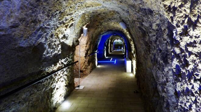 galleria sotterranea
