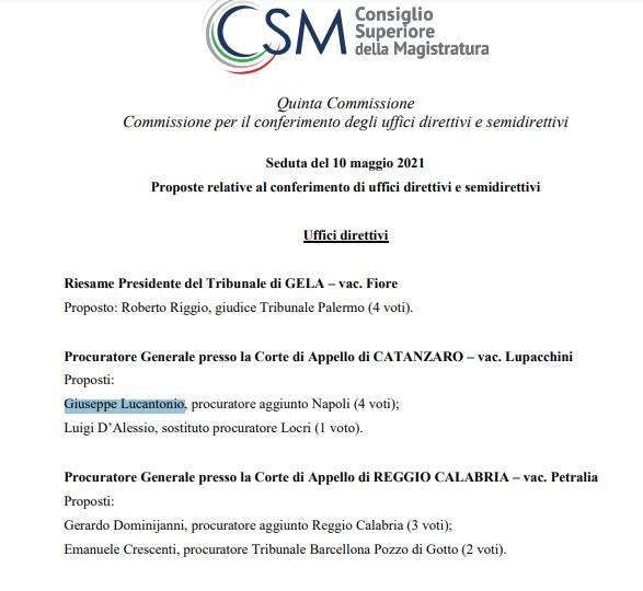Documento Csm