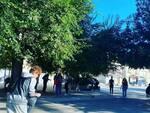 studenti piazza mazzini