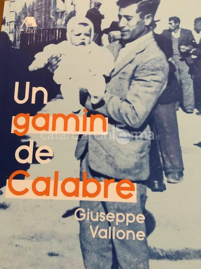 Giuseppe Vallone libro e foto