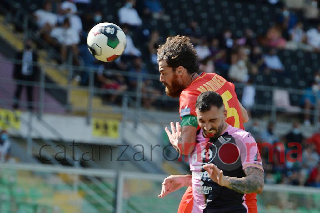 Palermo vs Catanzaro serieC calcio