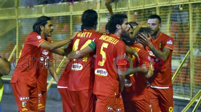 Pietro Cianci Catanzaro Calcio