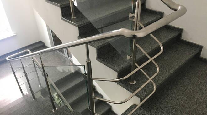 ringhiere per le scale