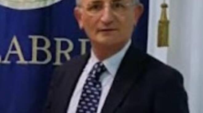 Roberto Egidio Cardona presidente Fise Calabria sport equestri