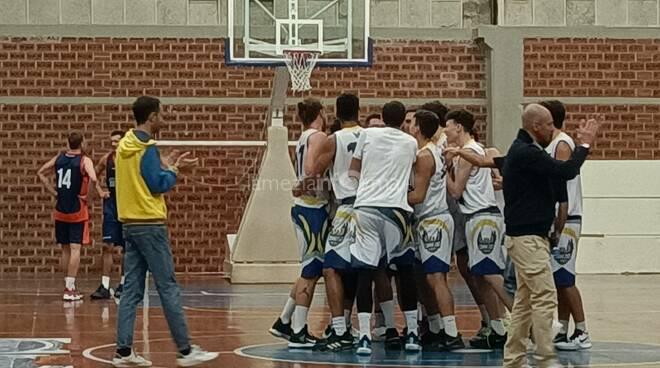 Basketball Lamezia vittoria