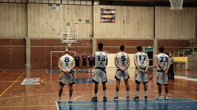 Basketball Lamezia silenzio