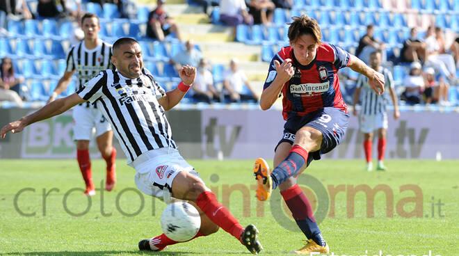 Crotone vs Ascoli  serieBKT