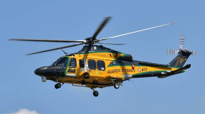 elicottero finanza