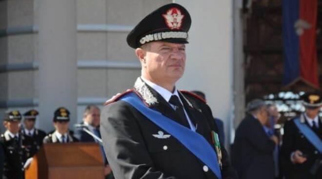 Il generale Gianfranco Cavallo