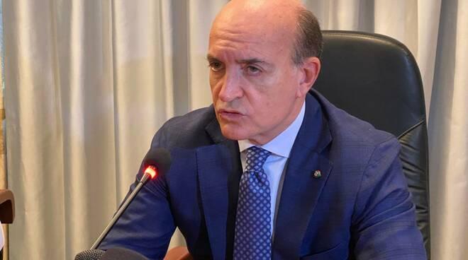 Maurizio Agricola Questore di Catanzaro