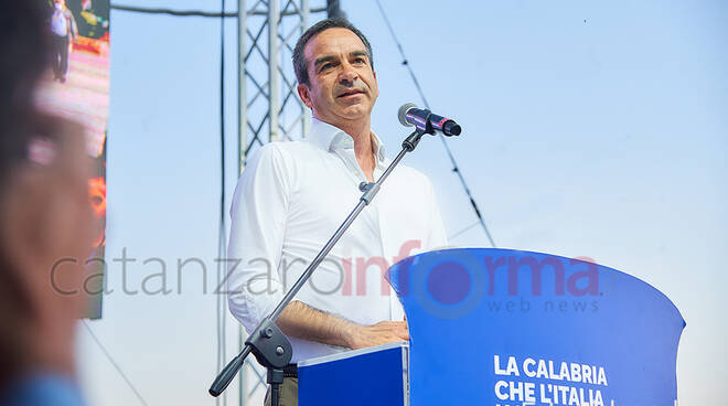 Occhiuto nuovo governatore della Calabria
