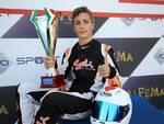 vincitore finale nazionale karting simone virelli